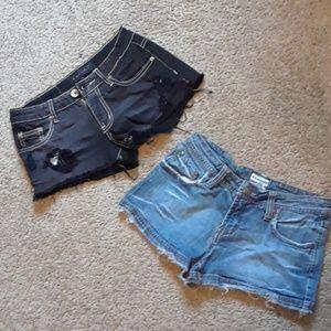 2pair Designer Shorts Shorts💕